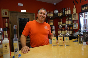 Crafting Spirits at List Distillery - A story behind every bottle at local distiller - May 27 2017 0922AM