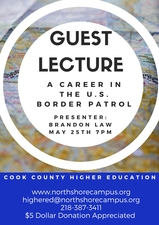 Medium may 20guest 20lecture 20a 20career 20in 20the 20us 20border 20patrol 202017