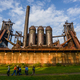 Carrie Blast Furnace Tour