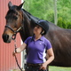 Ellie Luther Rider trainer and all-around horse enthusiast - May 30 2017 0127PM