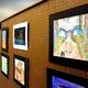 Artwork on display at Olympus Junior High. (Kaitlin Baer/Olympus Jr. Art Department)