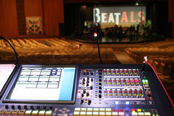 The Utah community came together to create a Beatles benefit concert for those with Amyotrophic amyotrophic Lateral lateral Sclerosissclerosis, ALS. (Richard Caldwell/Beat ALS Benefit Facebook)