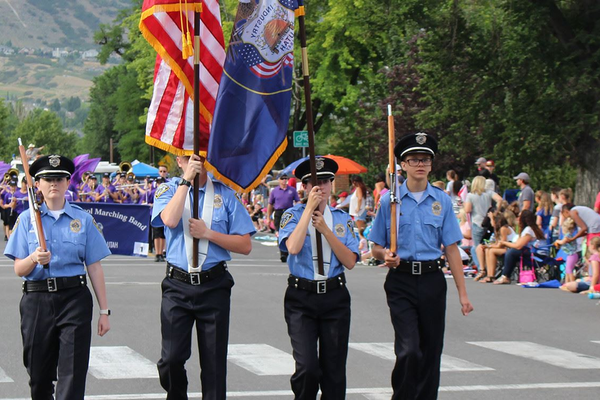 Catch this year's Draper Days Parade on July 11. (Draper City)