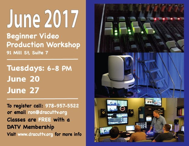 June beginner workshop