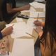 MESA students compete in a math and logic contest. (Granite School District)
