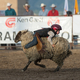 Mutton bustin' will take place during the pre-show every night of the rodeo. Sign up your child at the library summer reading kickoff June 2. (Western Stampede)