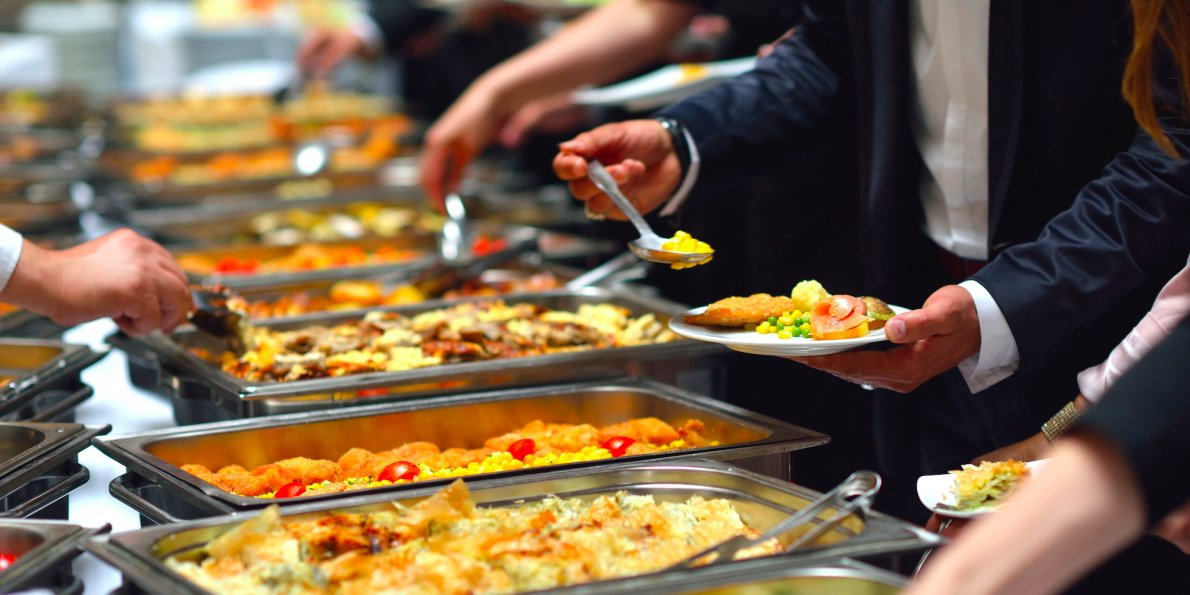 The seamless for food waste lets you eat at buffets for as little as 2
