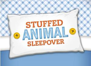 Stuffed Animal Sleepover - start Jun 16 2017 0500PM
