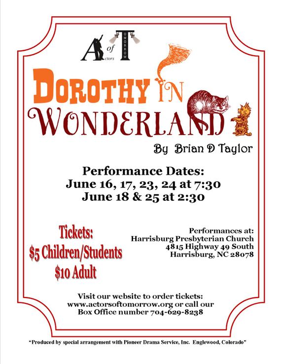 Dorothy 20show 20poster