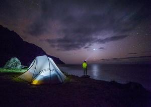 Medium adventure 20night 20camping