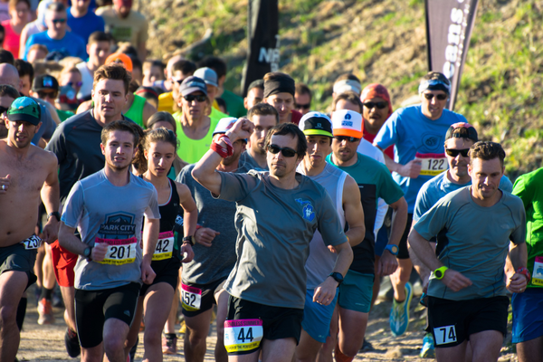 Racers participate in the Wasatch Trail Run series. (Mitt Stewart/Wasatch Trail Run Series)