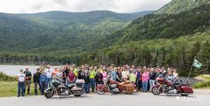 The 15th annual Green Mountain Motorcycle Ride - start Aug 20 2017 0800AM