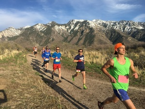 Medium trail 20run