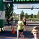 The Kids Fun Run 1 Mile race had dozens of kids and parents running through South Jordan neighborhoods. (Keyra Kristoffersen/City Journals)