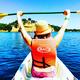 Single Sit-On-Top Kayak Rental, $11 per hour at Sacramento State Aquatic Center, 1901 Hazel Avenue, Gold River. 916-278-1105, sacstateaquaticcenter.com