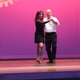 Denise Gibson and Doug Hill dance at the Murray Rotary Club's Dancing with Murray Celebrities event. (Jerry Summerhays/resident)