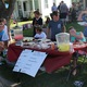 Local youth took advantage of the event to sell cupcakes and lemonade. (Travis Barton/City Journals)