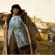 'Adam' (1963). Tempera on hardboard panel.