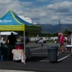 Informational booths covered a number of topics, for kids and parents, during the YMCA event. (Carl Fauver)