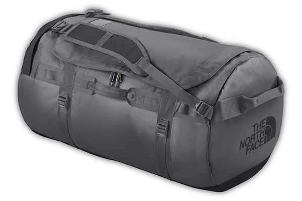 The North Face Base Camp Duffel, $120 at Any Mountain, 392 Roseville Square, Roseville. 916-742-6475, anymountain.net