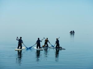 Medium north shore water festival learn to paddle board grand marais