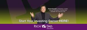 Free Rich Dad Education Real Estate Workshops - start Jul 14 2017 0600PM
