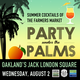Thumb party palms square