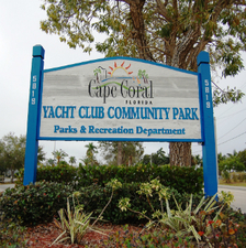Yacht Club Community Park - Cape Coral  FL