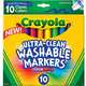 Crayola Ultra-Clean Washable Markers, $5.99 atGold Country Ace Hardware and Hobbies, 4121 Cameron Park Drive, Cameron Park. 530-677-4417, acehardware.com