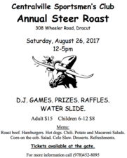 Medium steer 20roast