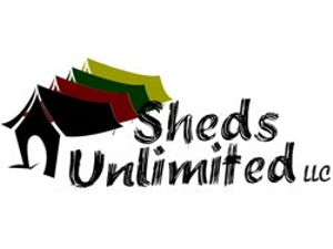 Sheds logo small llc