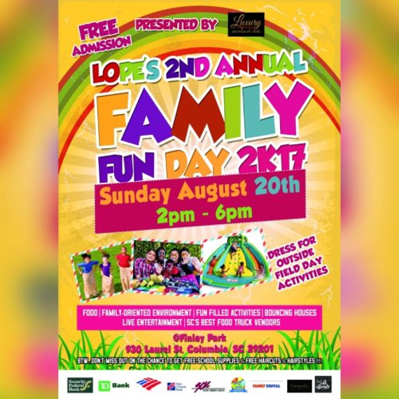 Lopes 2nd annual family fun day 2k17 88
