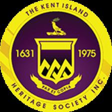Medium kent island heritage society logo