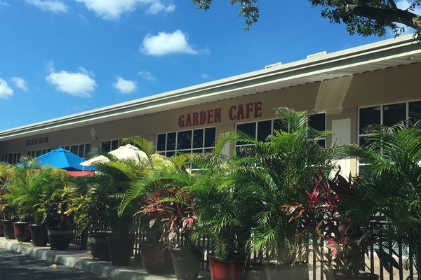 Garden Cafe. Photo courtesy of Susan B. on Yelp.