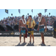 2017 AVP Manhattan Beach Open champs Phil Dalhausser and Nick Lucena. Photo credit: Mpu Dinani
