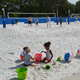 Midtown Beach Sports Complex on Grand Opening Day. Photo by Eloise Pennington.