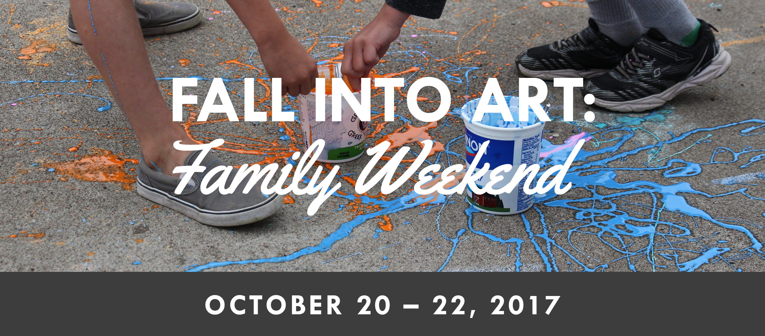 Fall 20into 20art 20family 20weekend 20facebook 20event
