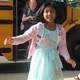 New dresses and school gear were part of the first day.