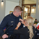 : Brady Askerlund  is the second Askerlund to join the police department. His uncle, Lt. Mark Askerlund, just retired. (Dan Metcalf Jr./Cottonwood Heights City)