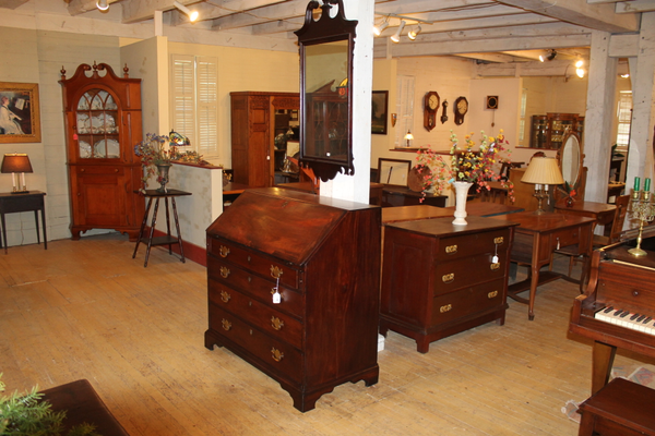 Antiquing - Red Mill Antiques
