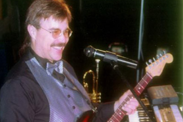 Tony Summerhays, a professional musician for 45 years. (Tony Summerhays)