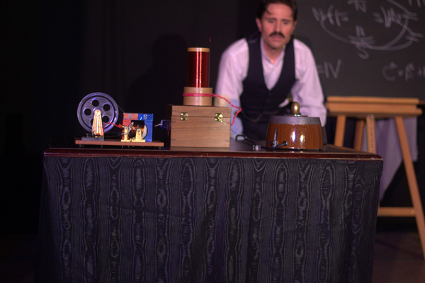 Matheatre productions are entertaining for audiences that understand science as well as those that don't. (Sean Buckley)