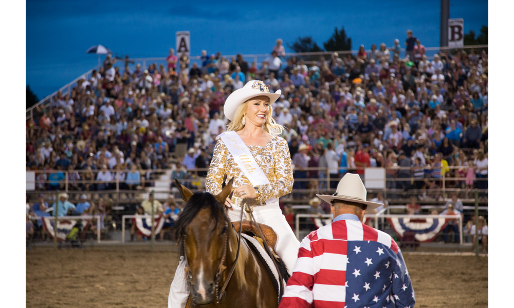 First Generation Cowgirl Wins Miss Rodeo 2018 West