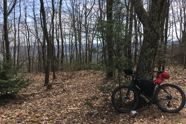 Atop Front Mountain - Stillhouse Hollow Road