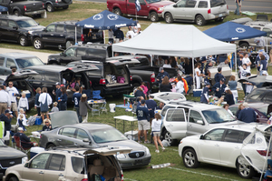 Some describe tailgating as the new American community Courtesy of Penn State