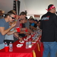 There was a huge crowd for this year's eating contest, and contestants came from as far away as Illinois.  In the end, Philadelphia's Dave Brunelli took the $1,000 prize for devouring 6.8 pounds of Buono's breaded fried mushrooms in eight minutes. Kennett Square's John McDowell took the crown as the Local Champion.