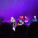 The 10,000 Maniacs concert in the Special Events Tent drew a sell-out crowd.