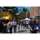 The biggest crowds in the festival's history enjoyed themselves in Kennett Square.