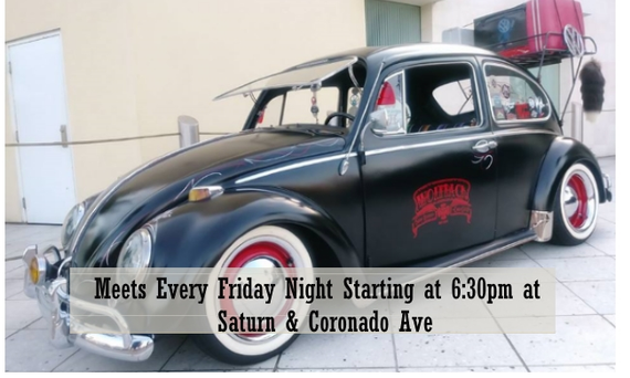 Vw San Diego >> Vw Lovers Are Invited To Come Enjoy The Wolfpack Vdub Car
