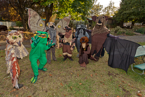 Medium critters 20at 20the 20haunted 20hike